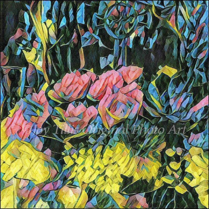 M Ball Flowers