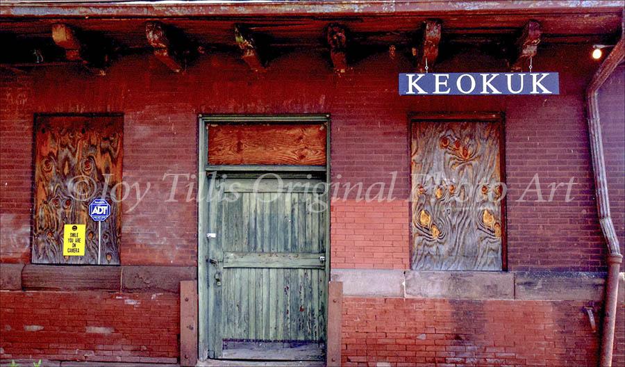 Keokuk Depot