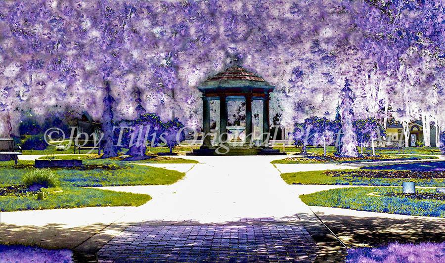 Keokuk Fountain