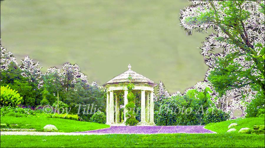 Rand Park Fountain