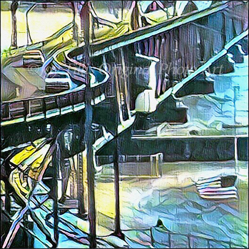Swing Span Bridge