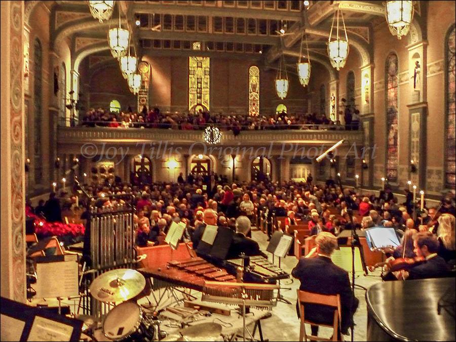 Deck The Hall Concert