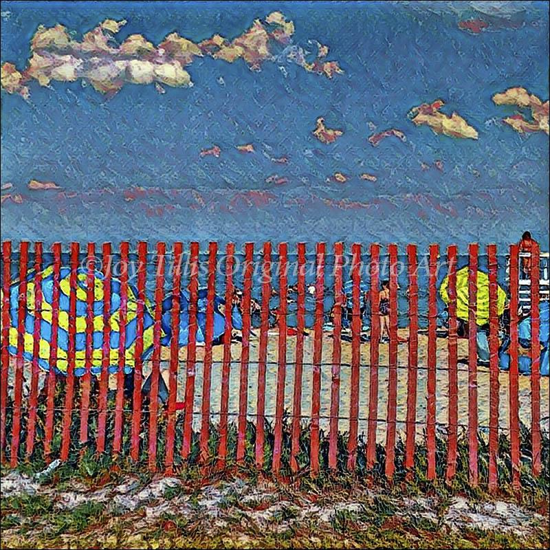 Evanston Beach by Joy Tillis